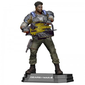 Gears of War 4 Del Walker Action Figur McFarlane neu