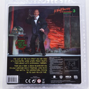 A Nightmare on Elm Street 3 Dream Warriors Action Figur Horror NECA Reel Toys neu