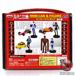 Lupin the third - Jigen & Car - mib