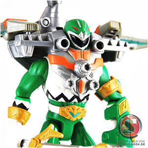 Green Ranger ( Armored ) - Power Rangers - lose