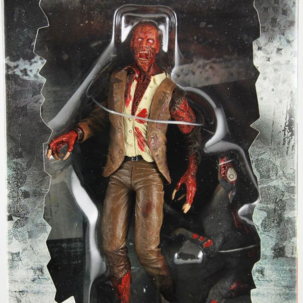 Resident Evil Archives - Crimson Head Zombie Neca - mib