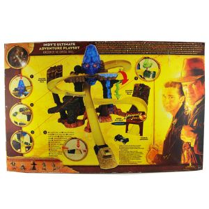 Indys Ultimate Adventure Playset - Indiana Jones - Action Figur