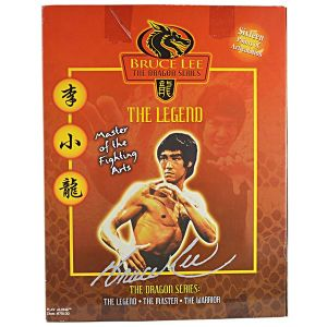 Bruce Lee - THE LEGEND - 12 inch - Dragon Series - Play Along -