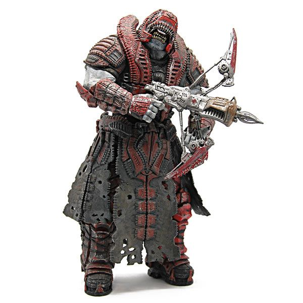 Gears of War - Theron Sentinel - NECA - lose