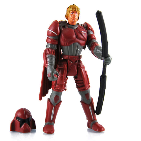 Luke Skywalker Imperial Guard Disguise - Bootlegs - lose