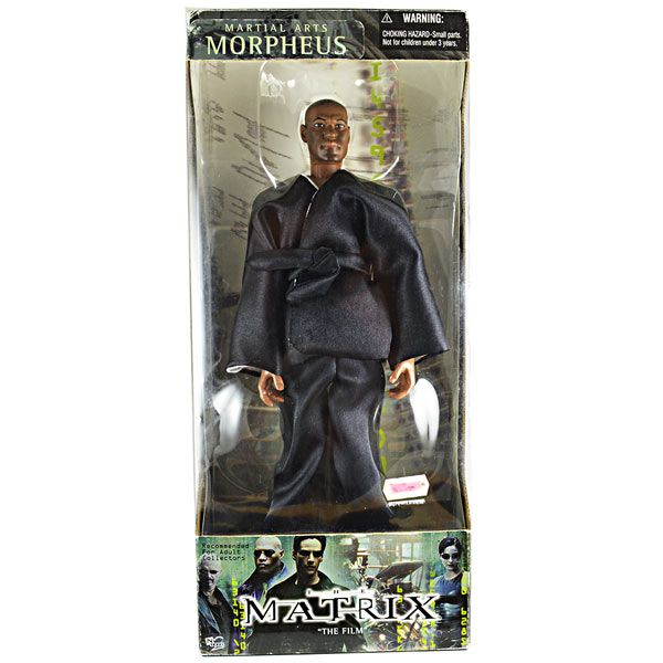 Matrix - Morpheus Martial Arts 12 inch - mib