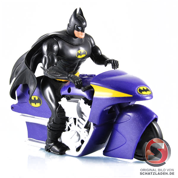 Batcycle - Legends of Batman - lose