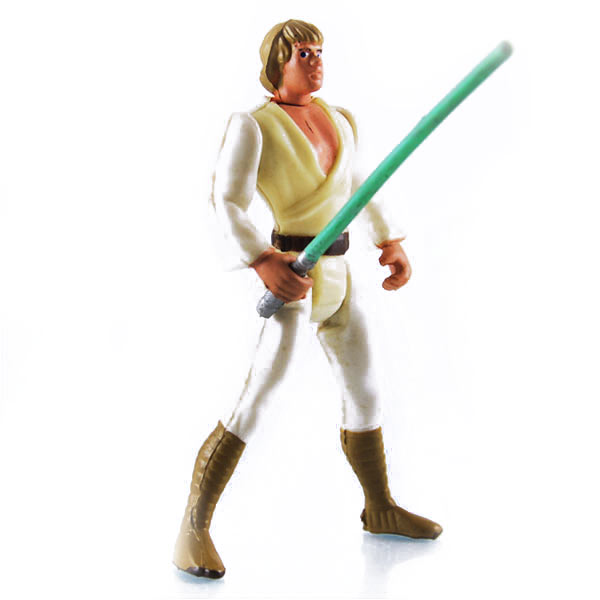 Luke Skywalker Bootleg Figur - Bootlegs - lose