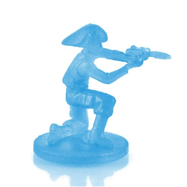 Hologram Blau - Rebel Tantive Trooper - Zubehör - lose