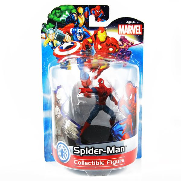 Spider-Man ( collectible Figure ) - Spider-Man - ovp