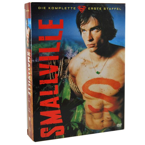 Smallville Box - Staffel 1 - DVD