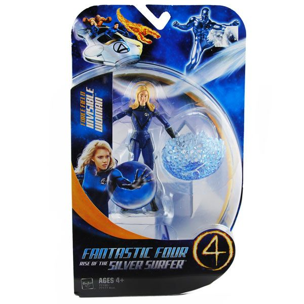 Fantastic Four - Invisible Woman - Marvel - mib