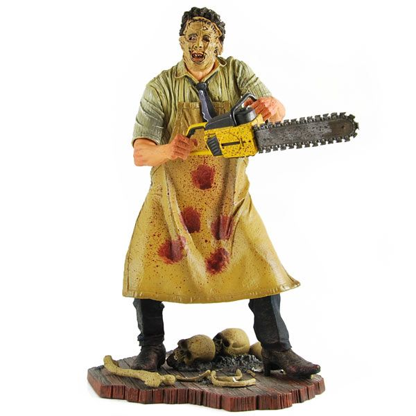 Texas Chainsaw Massacre - Leatherface - NECA - lose