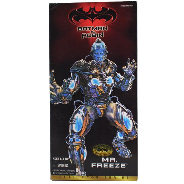 Mr. Freeze 12