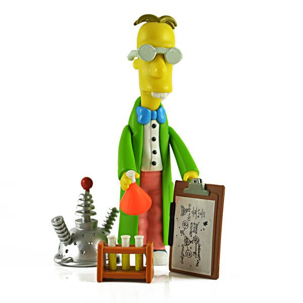 The Simpsons WOS - Professor Frink - Playmates - lose
