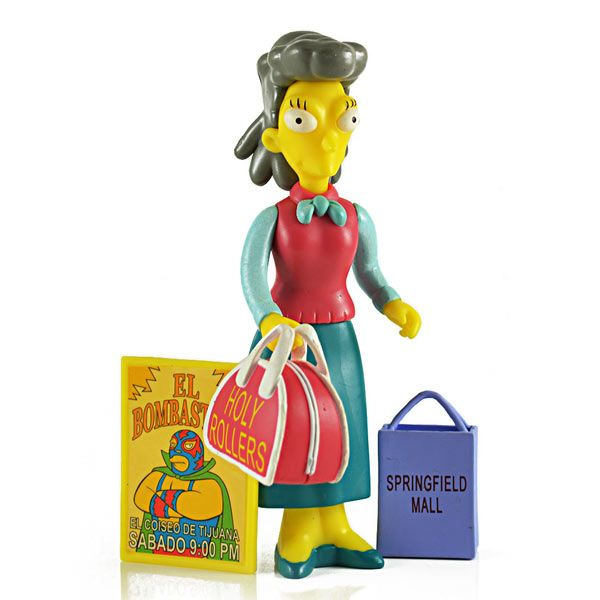 The Simpsons WOS - Helen Lovejoy - Playmates - lose